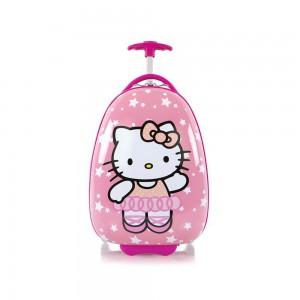 Heys Dětský kabinový cestovní kufr Kids Hello Kitty 3 13 l