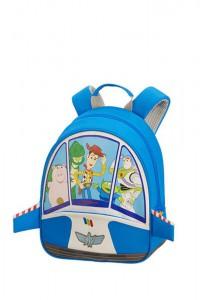 Samsonite Dětský batoh Disney Ultimate 2.0 S Toy Story 7 l – modrá