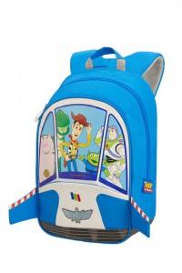 Samsonite Dětský batoh Disney Ultimate 2.0 S+ Toy Story 11 l – modrá