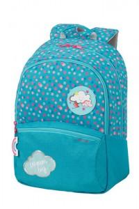 Samsonite Školní batoh Color Funtime L 24 l – modrá