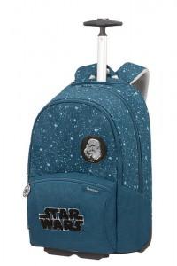 Samsonite Školní batoh na kolečkách Color Funtime Disney Star Wars 26 l – Star Wars Intergalactic