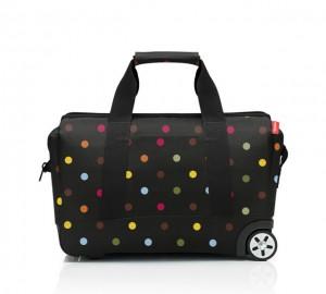 Cestovní taška na kolečkách Reisenthel Allrounder Trolley Dots