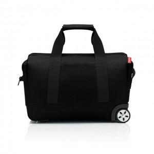 Cestovní taška na kolečkách Reisenthel Allrounder Trolley černá