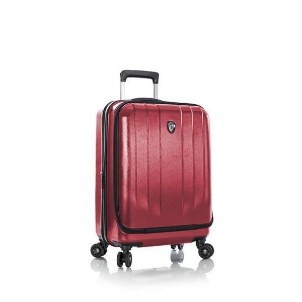 """Heys EZ Access S elegantní palubní kufr na 15,6"""" NB TSA 53 cm 49 l Red"""