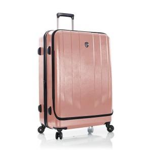 Heys EZ Access L elegantní cestovní kufr TSA 76 cm 128 l Rose Gold