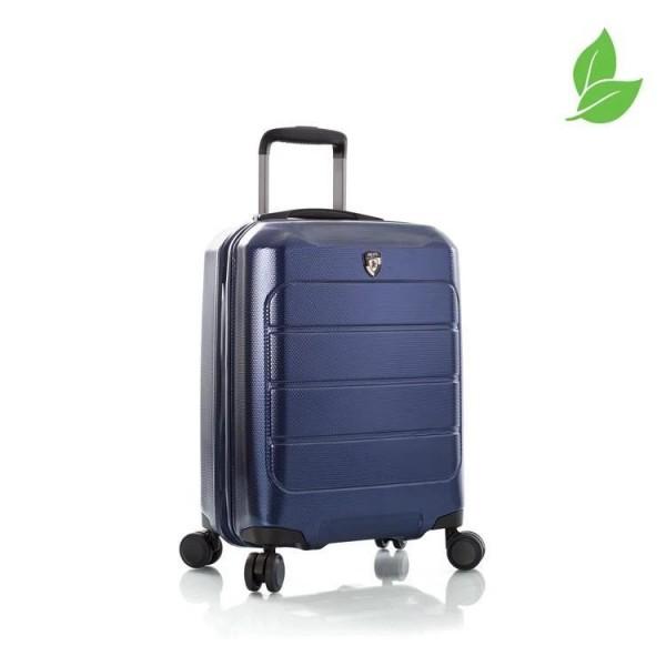 Heys EcoCase S elegantní palubní kufr TSA 53 cm 39 l Navy