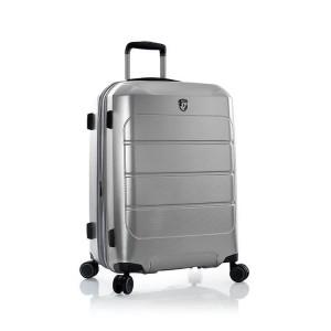 Heys EcoCase M elegantní cestovní kufr TSA 66 cm 84 l Grey
