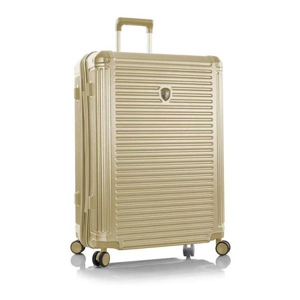 Heys Edge L elegantní cestovní kufr TSA 76 cm 134 l Gold
