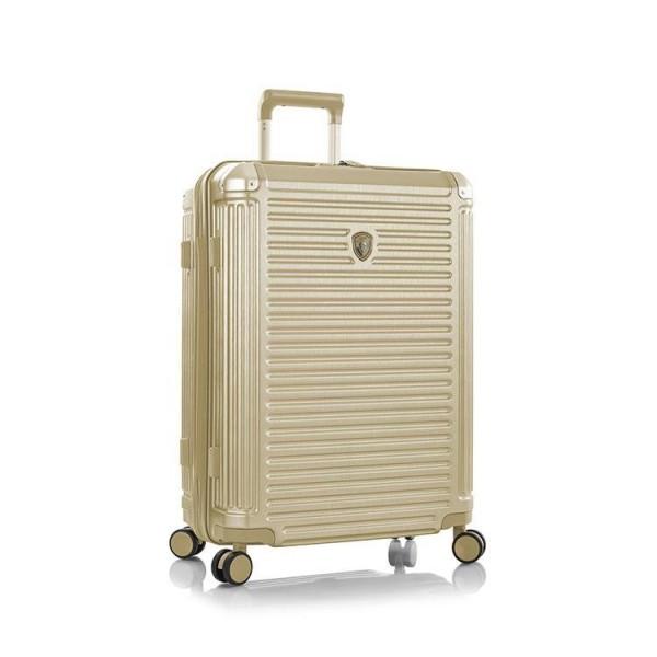 Heys Edge M elegantní cestovní kufr TSA 66 cm 93 l Gold