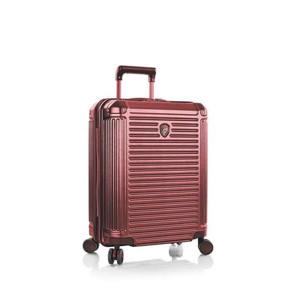 Heys Edge S elegantní palubní kufr TSA 53 cm 57 l Burgundy