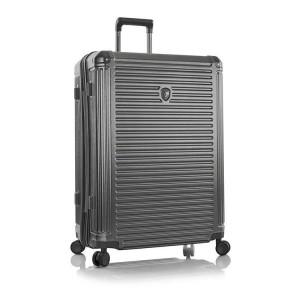 Heys Edge L elegantní cestovní kufr TSA 76 cm 134 l Gunmetal