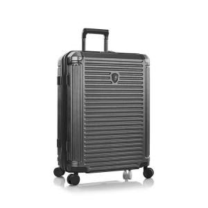 Heys Edge M elegantní cestovní kufr TSA 66 cm 93 l Gunmetal