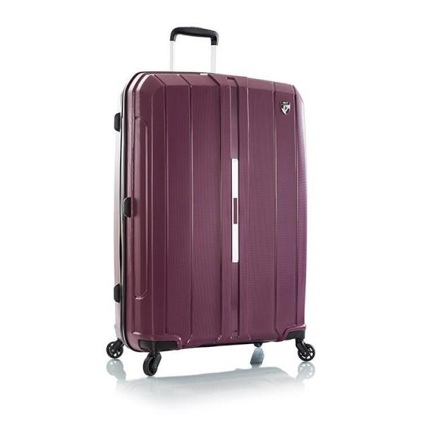 Heys Maximus L cestovní kufr Duraflex TSA 76 cm 114 l Wine