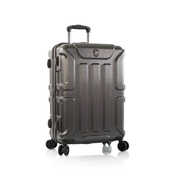 Heys Commander M cestovní kufr TSA 66 cm 93 l Gunmetal