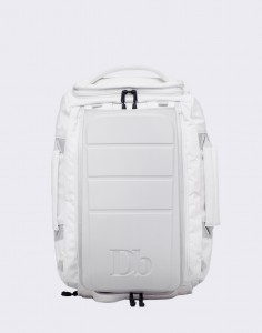 Batoh Douchebags The Caryall 40L Pure White Velké (31 – 50 litrů)