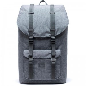 BATOH HERSCHEL Little America Light – šedá – 25L 402526