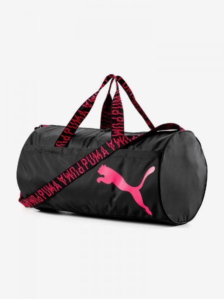 Taška Puma At Ess Barrel Bag Černá 762401