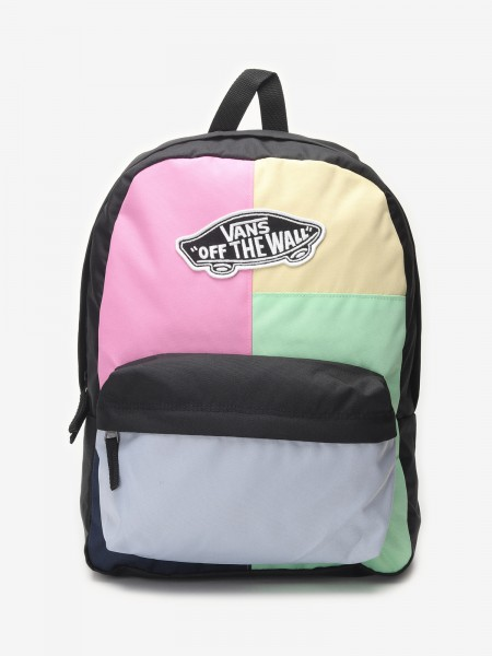 Batoh Vans Wm Realm Backpack Checkwork Barevná 808484