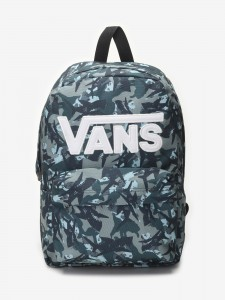Batoh Vans By New Skool Backpac Shark Camo Barevná 807903