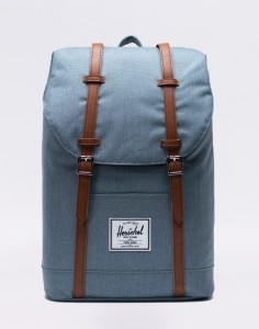 Batoh Herschel Supply Retreat Blue Mirage Crosshatch Malé (do 20 litrů)