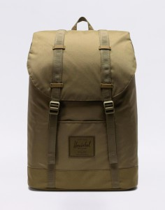 Batoh Herschel Supply Retreat Light Khaki Green Malé (do 20 litrů)