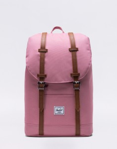 Batoh Herschel Supply Retreat Mid-Volume Heather Rose Malé (do 20 litrů)