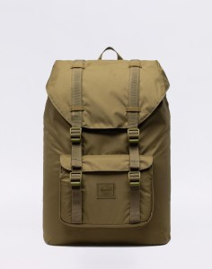 Batoh Herschel Supply Little America Mid-Volume Light Khaki Green Malé (do 20 litrů)