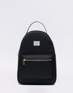 Batoh Herschel Supply Nova Small Black Malé (do 20 litrů)