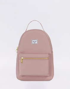 Batoh Herschel Supply Nova Small Ash Rose Malé (do 20 litrů)