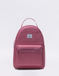 Batoh Herschel Supply Nova Small Woven Heather Rose Malé (do 20 litrů)