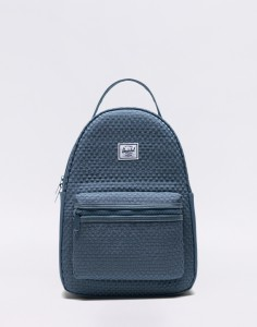 Batoh Herschel Supply Nova Small Woven Blue Mirage Malé (do 20 litrů)