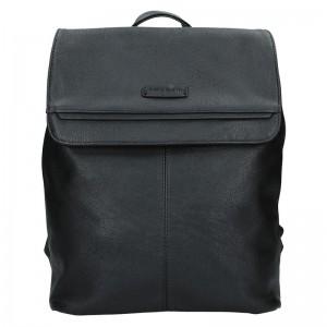 Moderní dámský batoh Enrico Benetti Alexa – černá