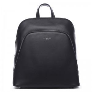 Módní dámský batoh David Jones Thala – černá