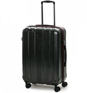 ROCK TR-0201 Graphite M cestovný kufor TSA 65 cm 57 l Charcoal