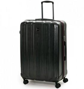 ROCK TR-0201 Graphite L cestovný kufor TSA 74 cm 85 l Charcoal