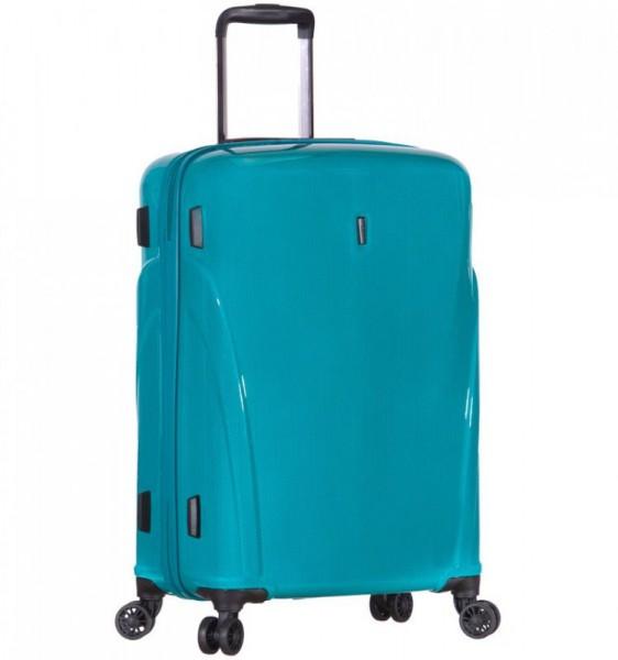 ROCK TR-0180 Jackson M cestovný kufor TSA 67 cm 60 l Turquoise