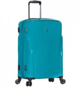 ROCK TR-0180 Jackson L cestovný kufor TSA 77 cm 94 l Turquoise