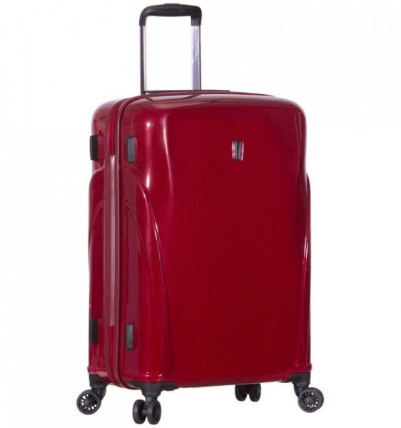 ROCK TR-0180 Jackson L cestovný kufor TSA 77 cm 94 l Burgundy