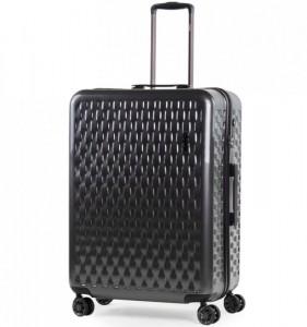 ROCK TR-0192 Allure L cestovný kufor TSA 75 cm 103 l Charcoal