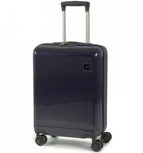 ROCK TR-0181 Windsor S palubný kufor do lietadla TSA 55 cm 38 l modrý