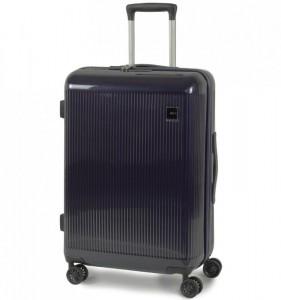 ROCK TR-0181 Windsor M cestovný kufor TSA 67 cm 63 l modrý
