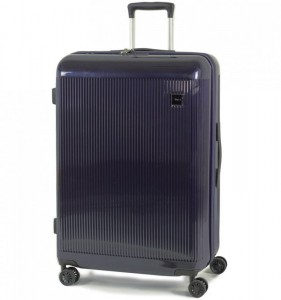 ROCK TR-0181 Windsor L cestovný kufor TSA 77 cm 100 l modrý