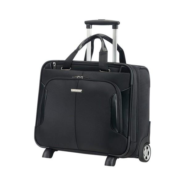 """Samsonite Notebook taška na kolečkách XBR 27.5 l, 15.6"""" – černá"""