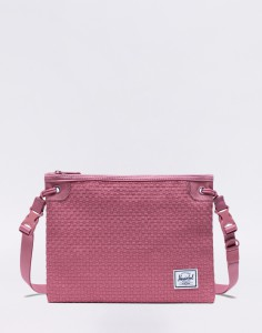 Herschel Supply Alder Woven Heather Rose