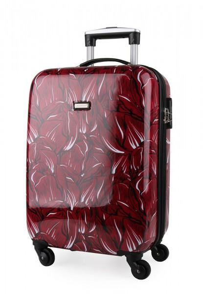 Madisson Kabinový cestovní kufr S 76820 – červená