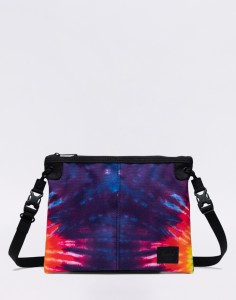 Herschel Supply Alder Rainbow Tie Dye