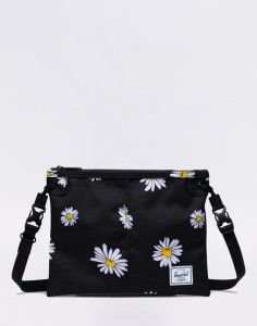 Herschel Supply Alder Daisy Black