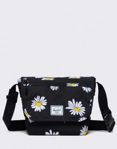 Herschel Supply Grade Mini Daisy Black