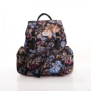 LiLiÓ Folkloric Fun Backpack městský dámský batoh 10,5 l Dune
