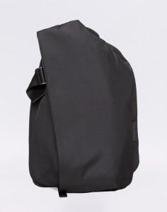 Batoh Côte&Ciel Isar Large Black Střední (21 – 30 litrů)